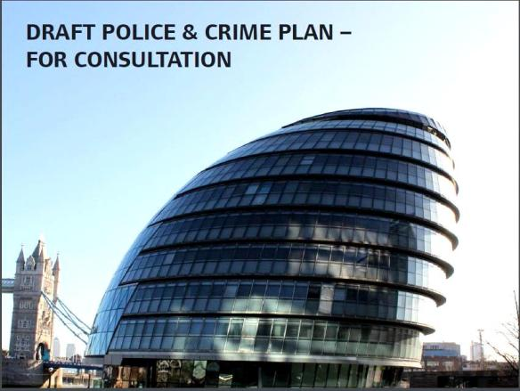 police and crime plan
