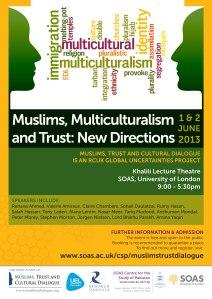 Muslims-Multiculturalism-SOAS-2013