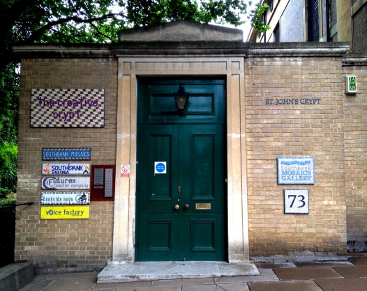 Ring ahead or take a chance - you will be very welcome at 9 Creative Crypt in Waterloo.