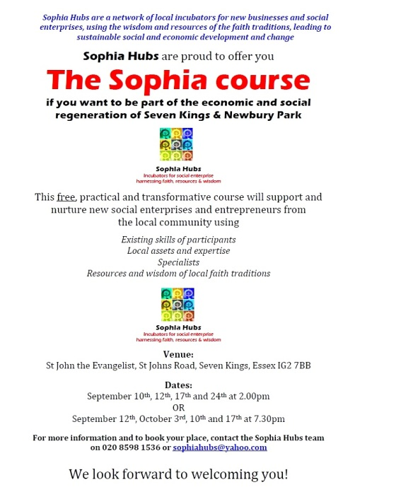 Sophia-Course