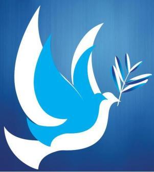 peace bird v small