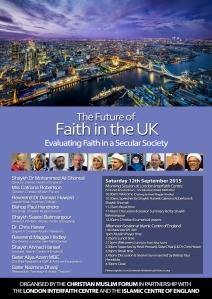 Future of Faith 12 September