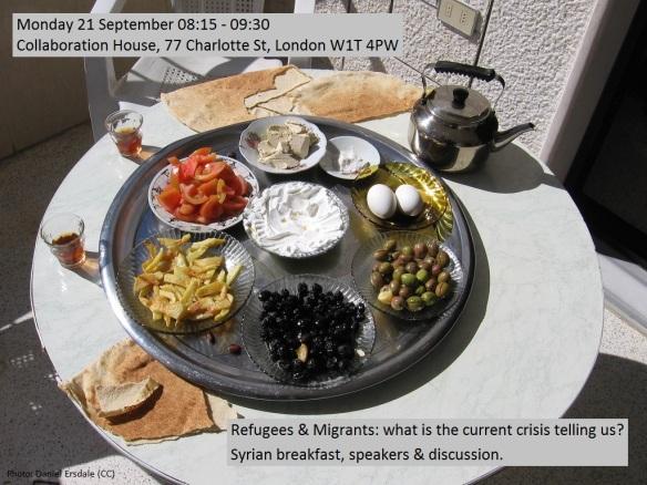 Refugees & Migrants 21 September